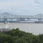Baton Rouge Bridge MS River