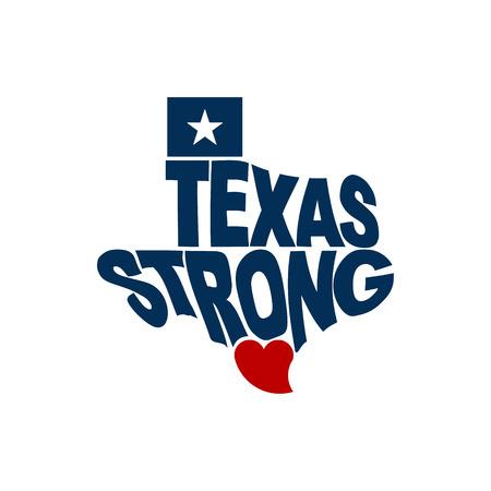 Texas Strong - #TexasStrong