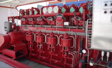 Blowout Preventer Accumulator