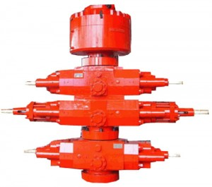 Blowout Preventer Stack