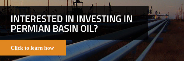 Investing in Texas Permian Basin Oil