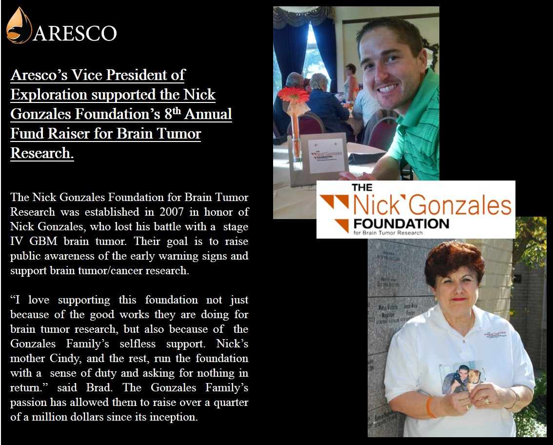 Nick Gonzales Foundation 2015 Fundraiser