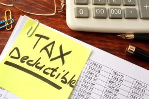 Oil and Gas Investments Tax Deductions
