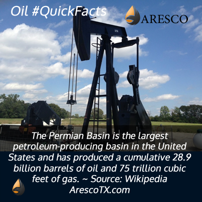 Permian Basin Oil Interesting Facts