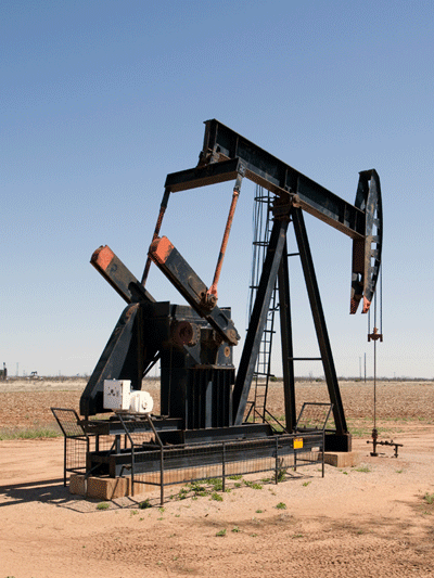 Income Producing Oil Property